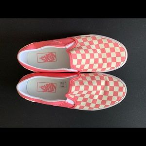 Vans Sneakers Slip On Checkered
